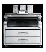 Copier & Printer Ricoh-MP-8140 in Reno and Sparks, NV